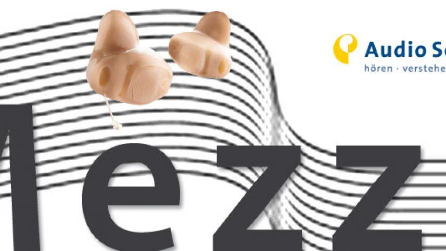 Audioservice Mezzo Sina XS (CiC)