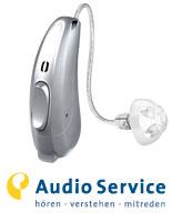 Nulltarif* Hörgeräte: Audio Service Mood 3 G4
