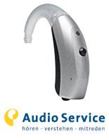 Nulltarif* Hörgeräte: Audio Service XS 3 G4