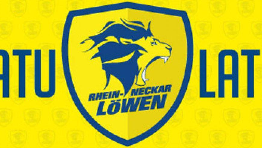 Rhein-Neckar Löwen sind Pokalsieger – Gratulation!
