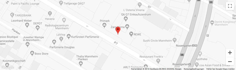 OHRpheus Hörgeräte Mannheim Q 6 Q 7 1