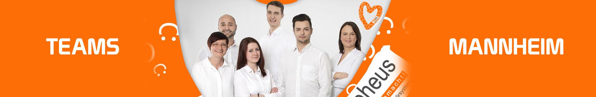 OHRpheus Hörgeräte Teams Mannheim Sliderbild