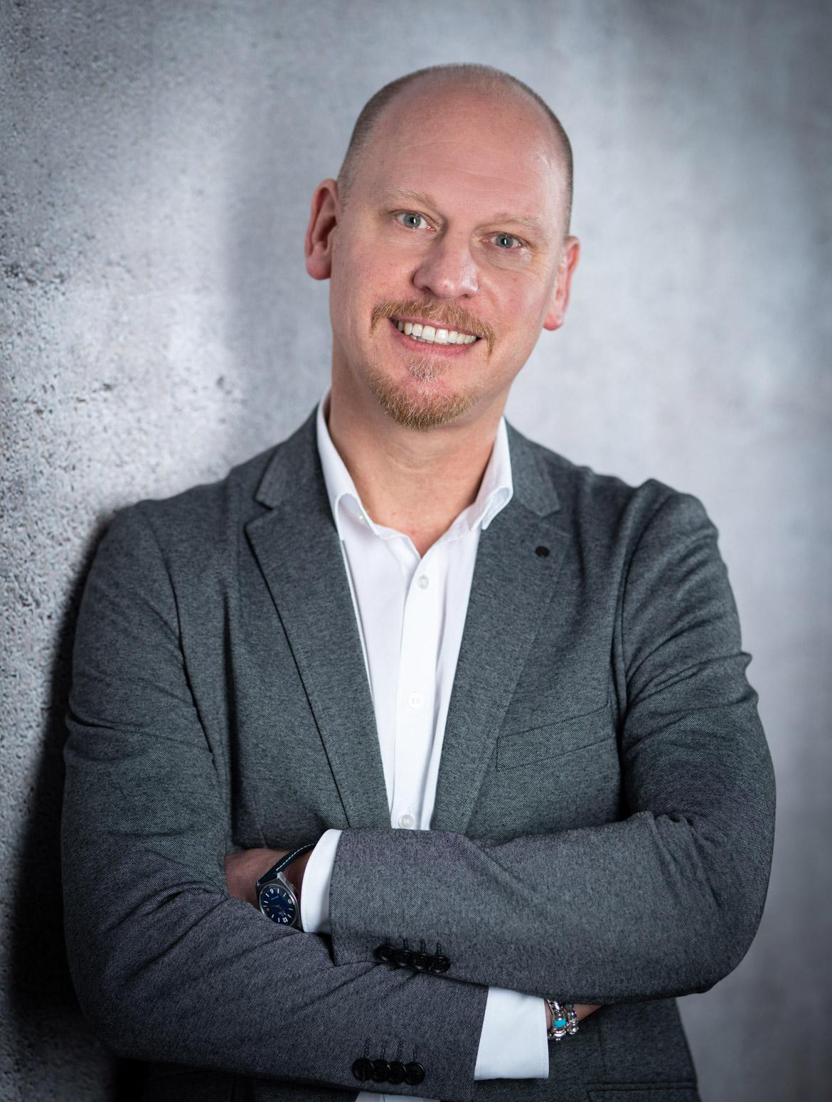 OHRpheus Inhaber Frank Igers Portraitbild