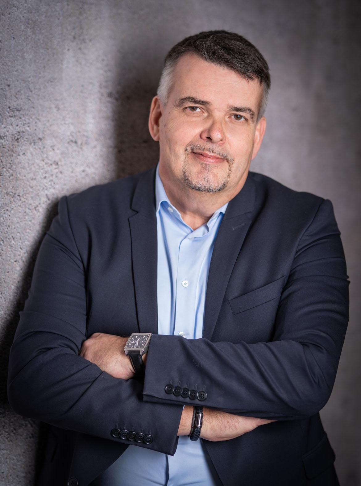 OHRpheus Inhaber Gero Fuldner Portraitbild