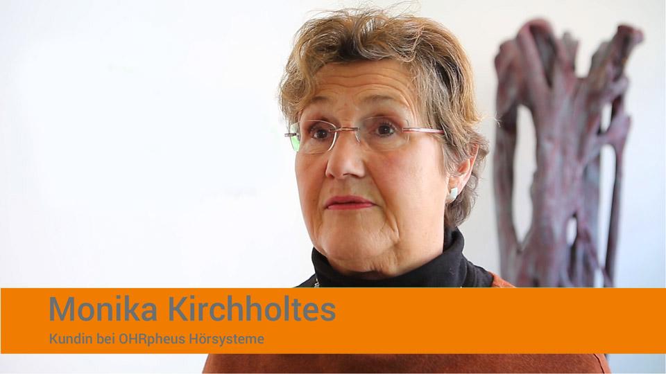 OHRpheus Ratgeber Hörtraining Kundin Monika Kirchholtes Screenshot