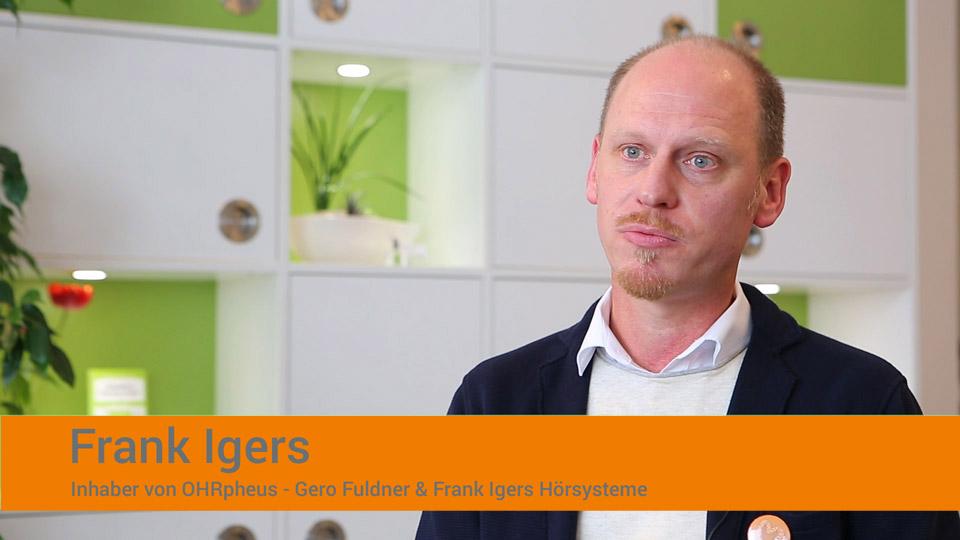 OHRpheus Ratgeber Gehörschutz und In-Ear Monitoring Frank Igers, Inhaber