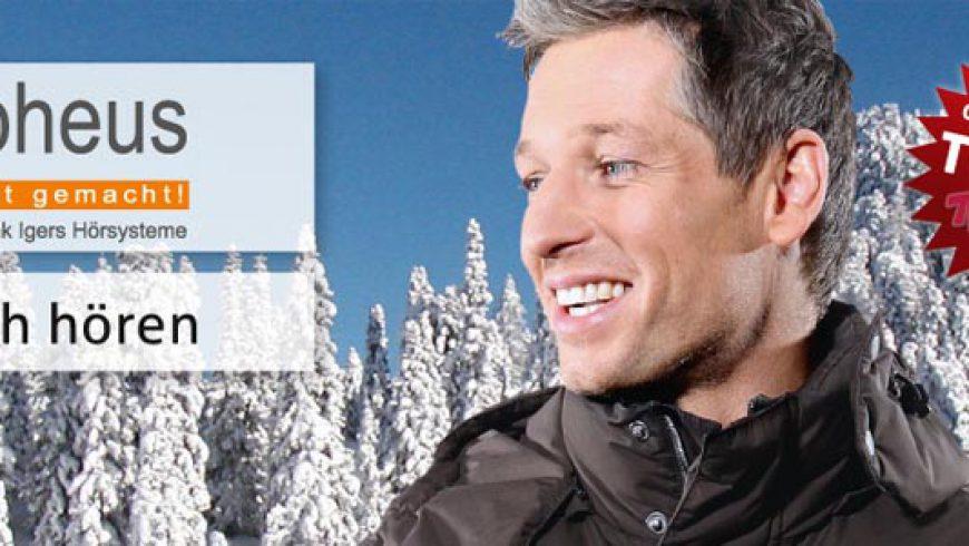 OHRpheus TV-Spot Winter