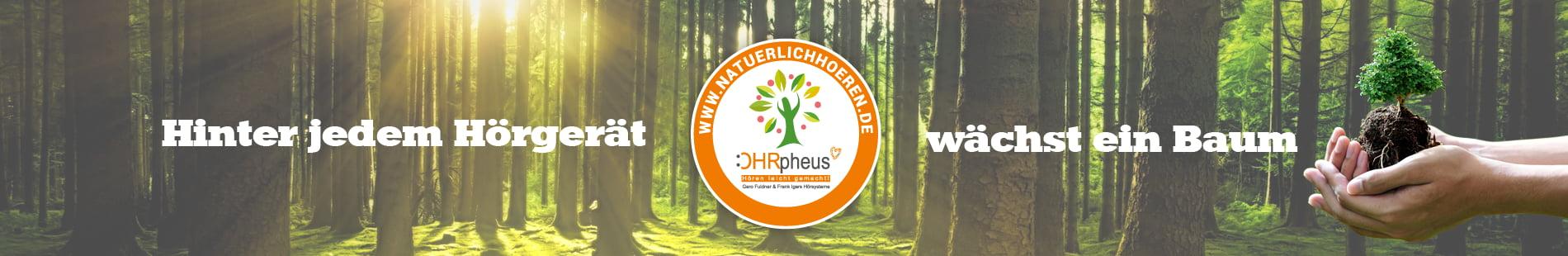 OHRpheus Umweltaktion Slider