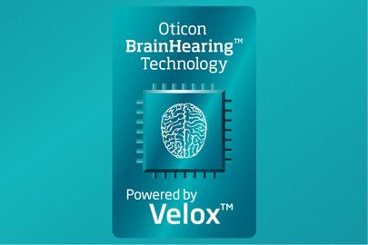 Oticon Opn BrainHearing Siegelbild