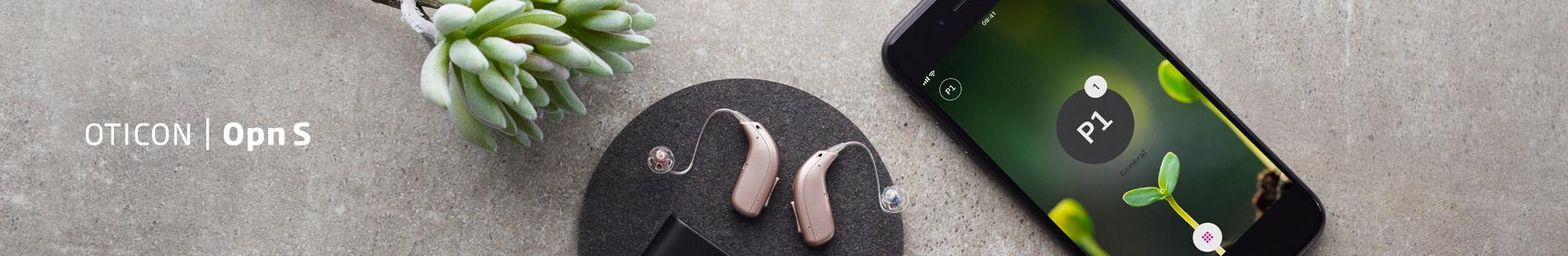 Oticon Opn S Hörgerät bei OHRpheus Hörsysteme Sliderbild