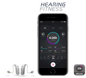 Oticon Opn S Hörgerät bei OHRpheus Hörsysteme Steuerung via Smartphone