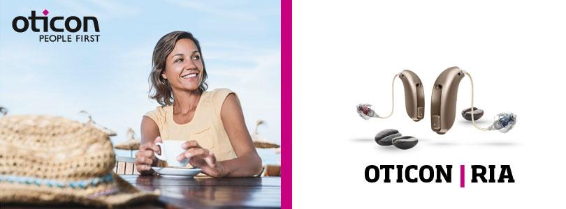 Oticon Ria Hörgerät bei OHRpheus Hörsysteme Artikelbild