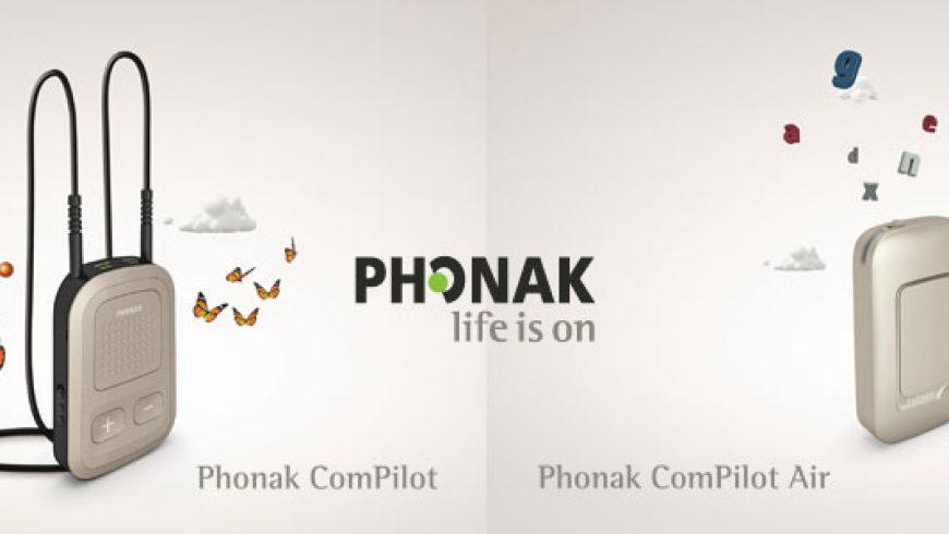 Phonak ComPilot II und ComPilot Air II bei OHRpheus