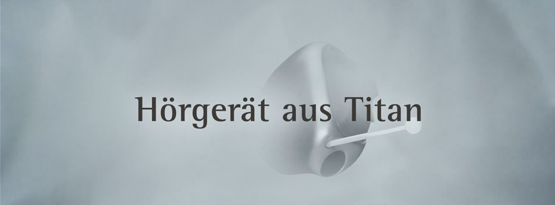 Phonak Virto B Hörgerät aus Titan Artikelbild