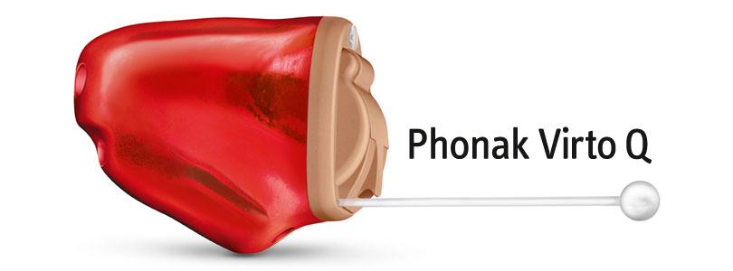 Phonak Virto Q Hörgerät bei OHRpheus Hörsysteme Artikelbild
