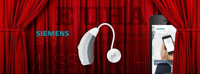 Siemens Sirion 2 Hörgerät bei OHRpheus Hörsysteme Artikelbild