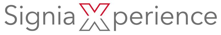 Signia Xperience Hörgerät Logo