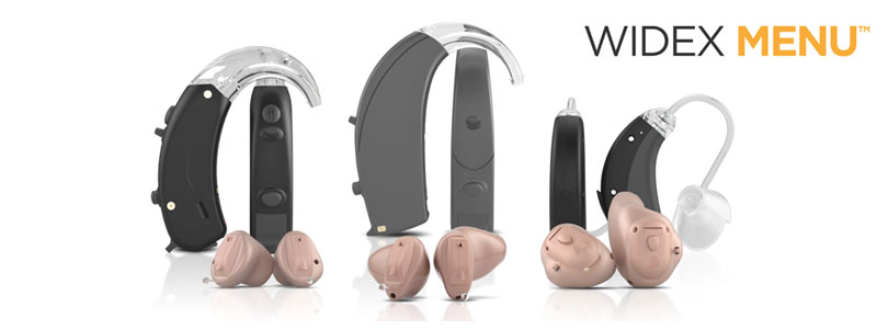 Widex Menu Hörgerät bei OHRpheus Hörsysteme Artikelbild